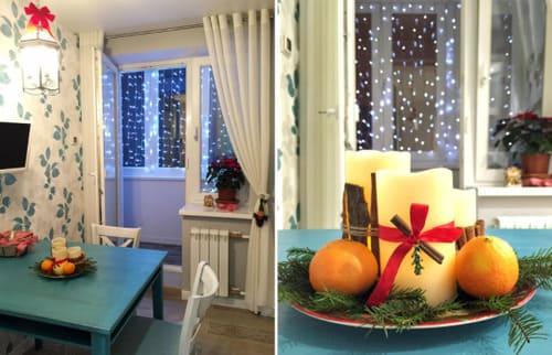 идей дизайна дома для нового года