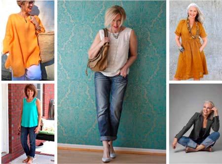 простые правила хорошего вкуса - как одеваться женщине после 50