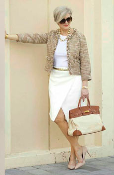 как одеваться женщине в 50 и старше