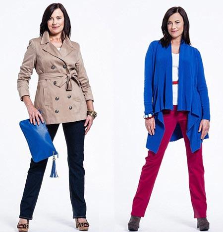 одежда после 50 - чтобы выглядеть модно и стильно