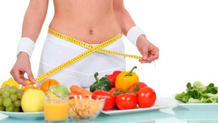 как похудеть за неделю на 5 кг и убрать живот и ляжки дома без строгих диет