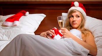 новый год в одиночестве что делать, как отпраздновать - идеи праздника для одиноких женщин