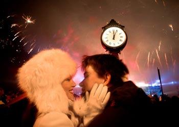 как встретить новый год если ты одинок - где и как