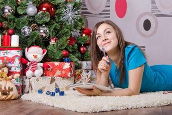 как встретить новый год если осталась одна - весело и интересно дома