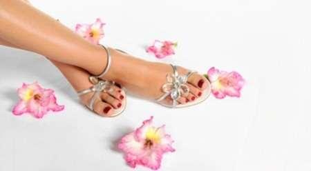 Как ножки сделать красивыми?
