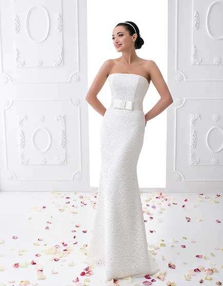 Как выбрать фасон свадебного платья по своей фигуре