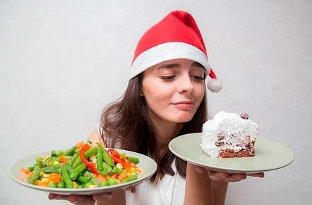 как худеть после новогодних праздников