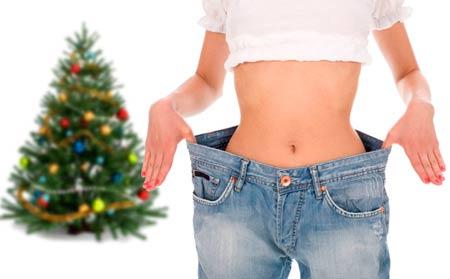как похудеть после новогодних праздников быстро