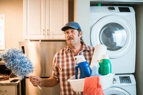 неприятный запах из стиральной машины что делать в домашних условиях