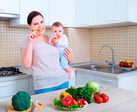 как убрать живот и похудеть после родов в короткий срок дома