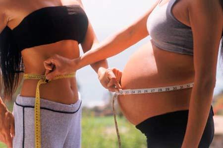 Как убрать живот после беременности и родов