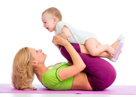 как похудеть после родов в 40 лет в короткий срок дома