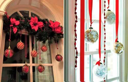 Как красиво украсить квартиру на Новый год