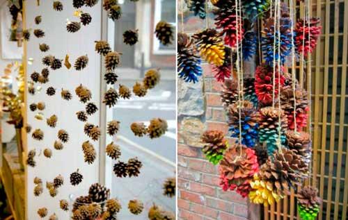 Как украсить квартиру своими руками к Новому году