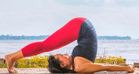йога - полезна ли она для женского организма