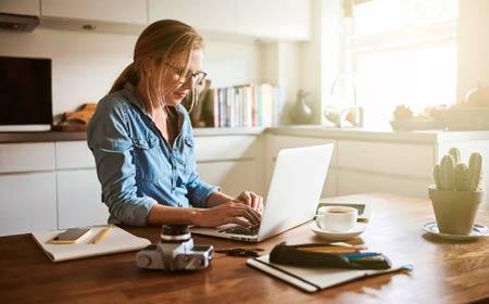 удаленная работа для женщин 50 лет