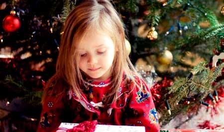 Сказочка о девочке и правильных новогодних желаниях